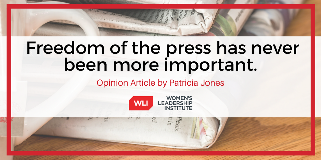 Freedom of the Press Has Never Been More Important