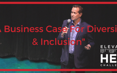 """""""A Business Case for Diversity & Inclusion"""" with Jeff Weber, Instructure"""