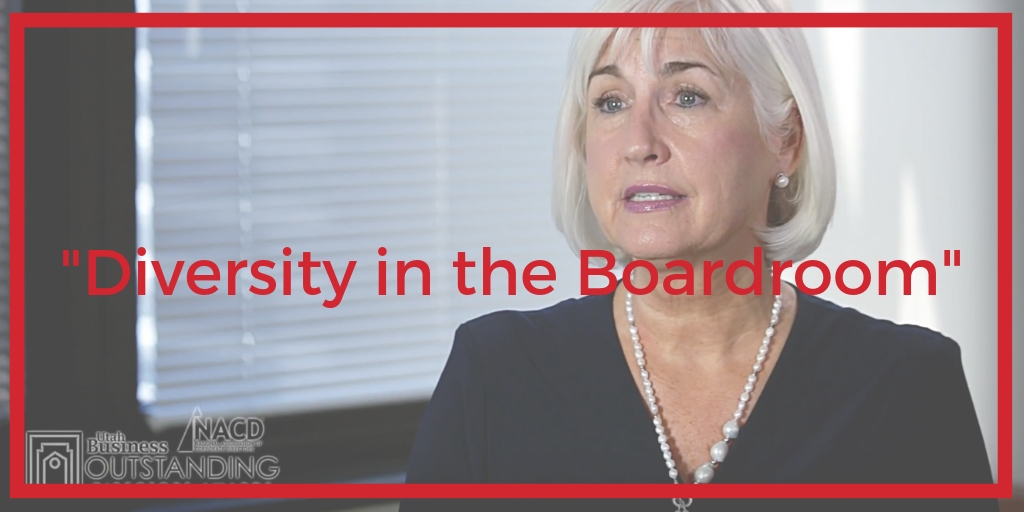 Video: Diversity in the Boardroom