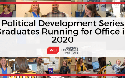 Political Development Series Graduates Running for Office in 2020