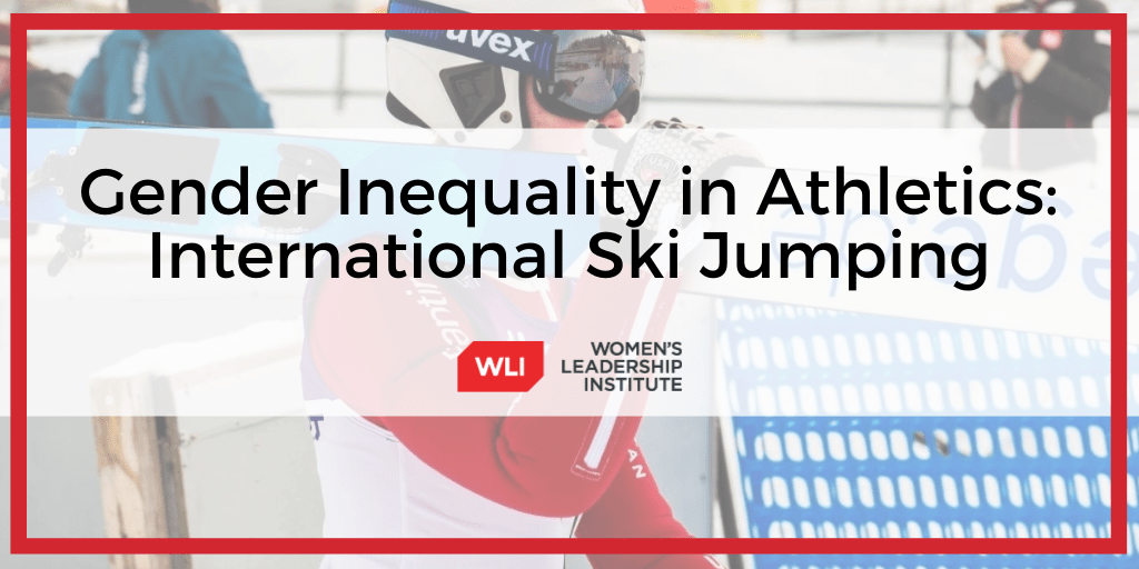 Gender Inequality in Athletics: International Ski Jumping