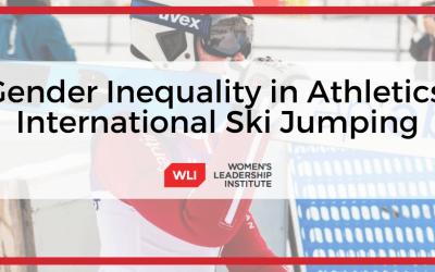 Gender Inequality in Athletics: International Ski Jumping