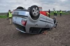 Śmiertelny wypadek koło Łuszkowa (15)