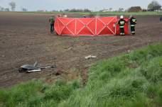 Śmiertelny wypadek koło Łuszkowa (6)