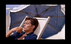 Alain Delon in Plein Soleil