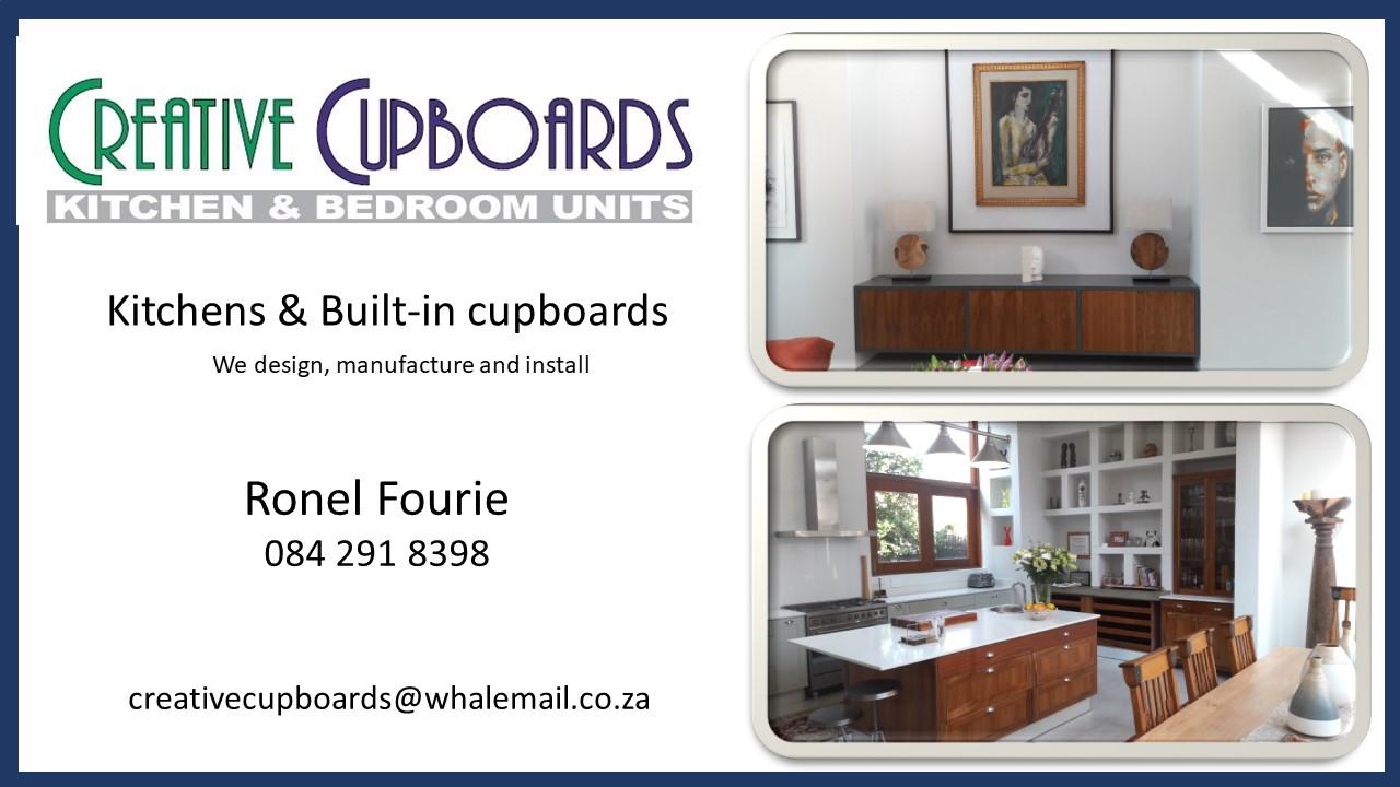 Creative Cupboards