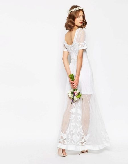 Wedding sandals or shoes: what to choose? 2
