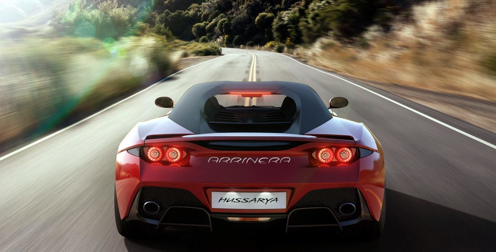 New 2014 Arrinera Hussarya Volareautomobile On This Month