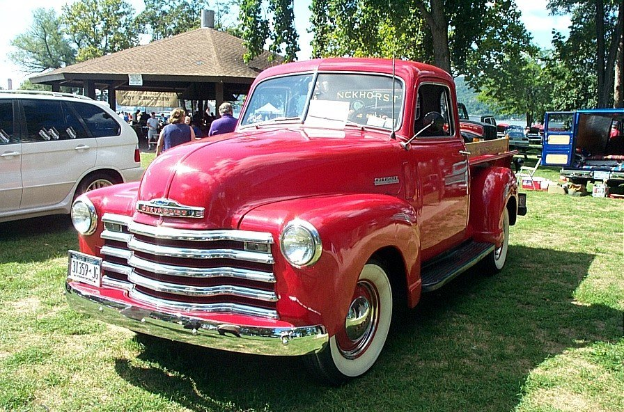 New 1947 1955 Chevy Truck On This Month