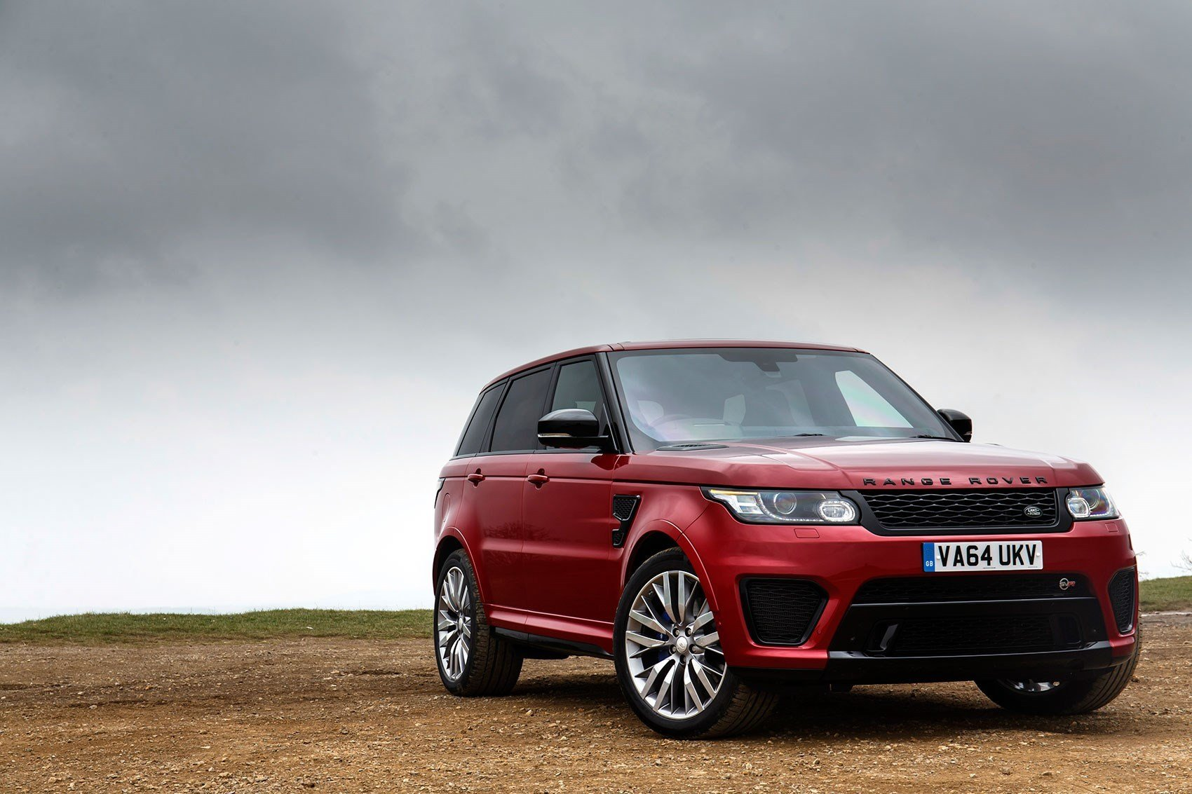 New Range Rover Sport Svr 2015 Review Car Magazine On This Month