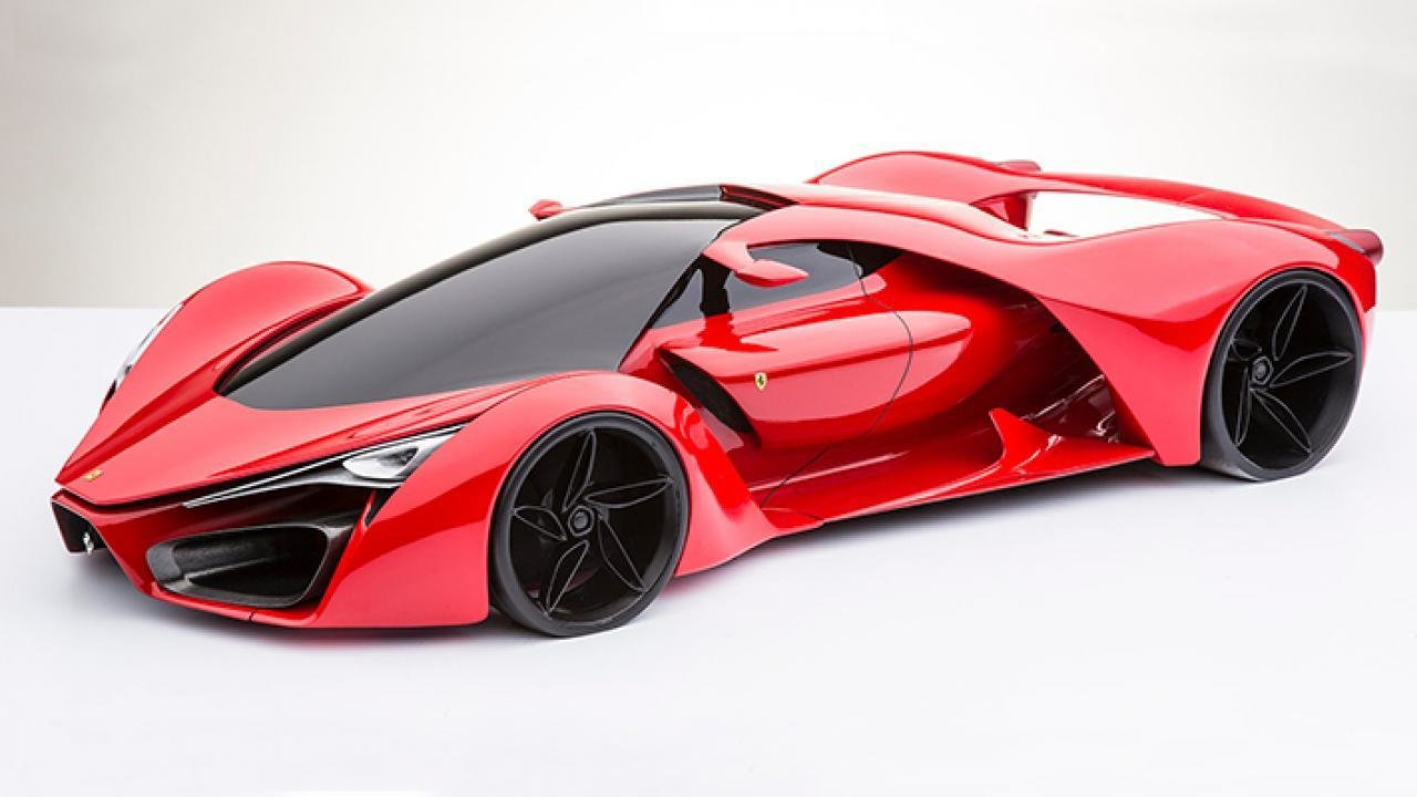 New Could This Be The Next Laferrari On This Month