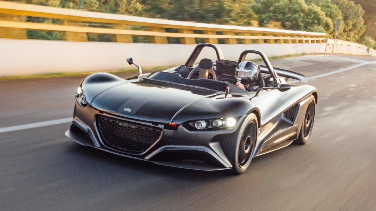 New The Vuhl 05 Is Mexico's 285Bhp £60K Track Toy Top Gear On This Month