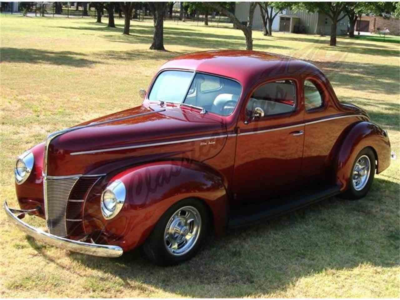 New 1940 Ford Coupe For Sale Classiccars Com Cc 983309 On This Month Original 1024 x 768