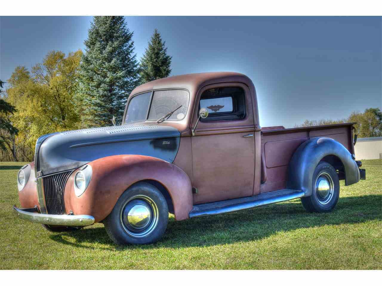 New 1940 Ford Pickup For Sale Classiccars Com Cc 1032652 On This Month Original 1024 x 768
