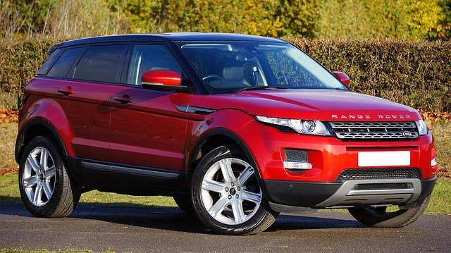 New Range Rover Car · Free Photo On Pixabay On This Month