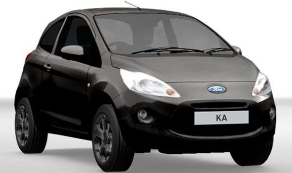 New Ford Launches New Ka City Car Express Co Uk On This Month