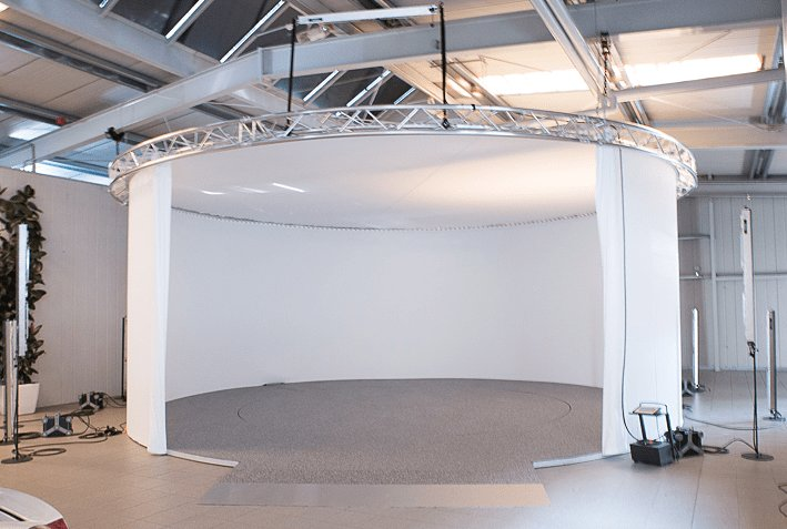 New 360° Studio For Car Photography Hensel On This Month