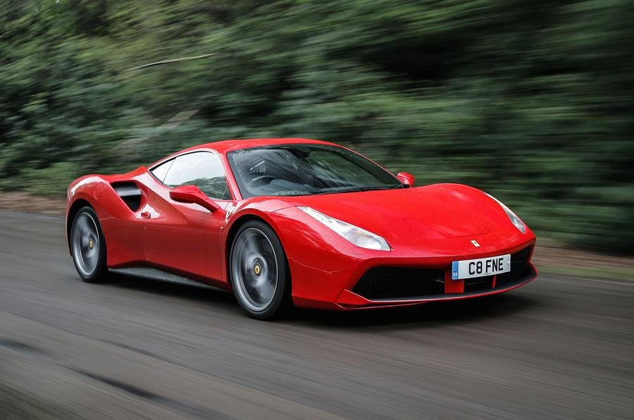 New Ferrari 488 Gtb Review 2017 Autocar On This Month