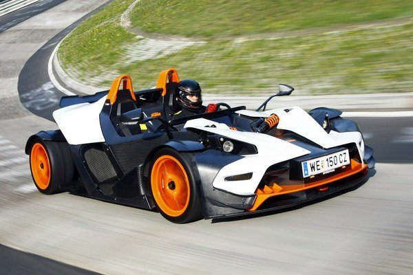 New 2011 Ktm X Bow R Review Top Speed On This Month