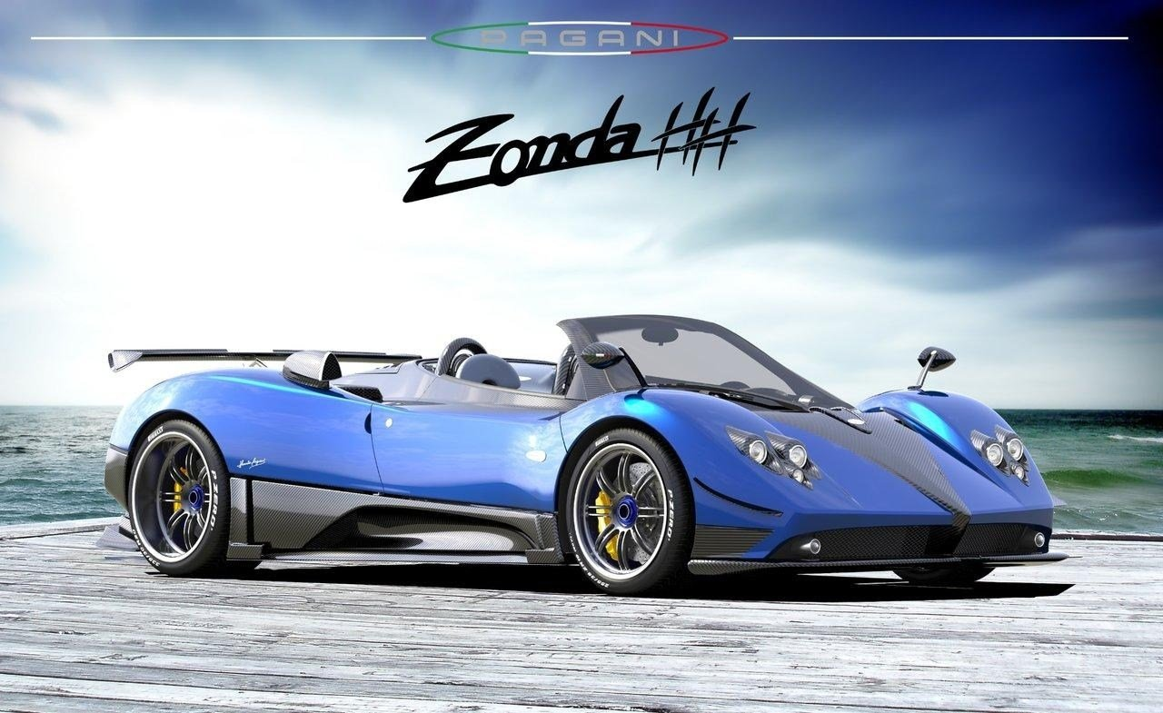 New 2010 Pagani Zonda Hh Car Rants Based On The Learning Of Salt On This Month