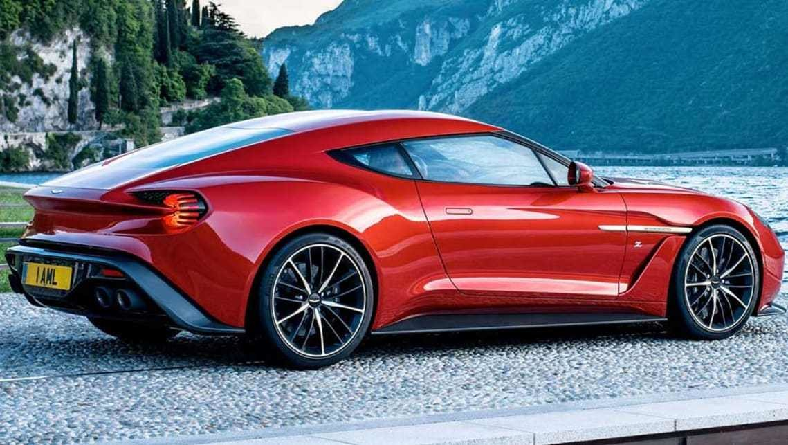 New Aston Martin Zagato Confirmed For Production Car News On This Month