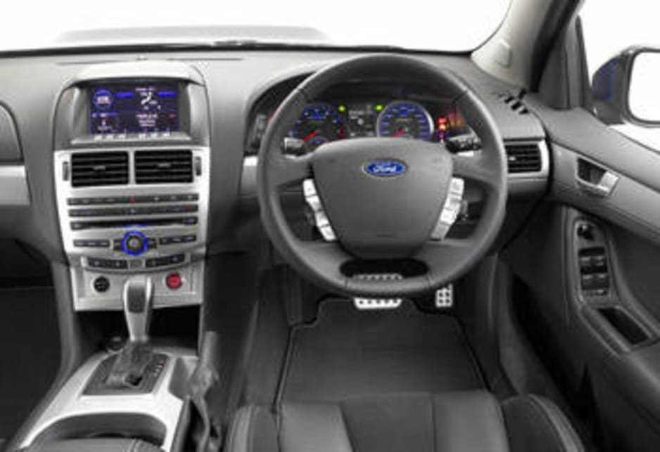 New Ford Falcon 2008 Review Carsguide On This Month