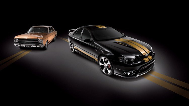 New Fpv Gt 40Th Anniversary Edition Audm Photo Gallery On This Month