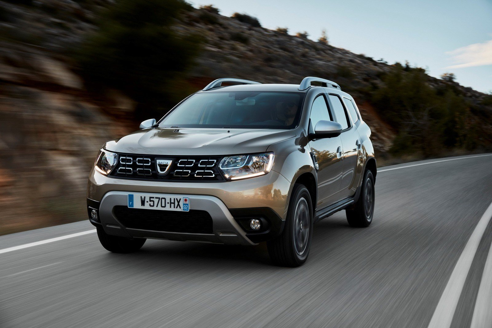 New 2018 Dacia Duster Detailed In New Photos And Videos On This Month