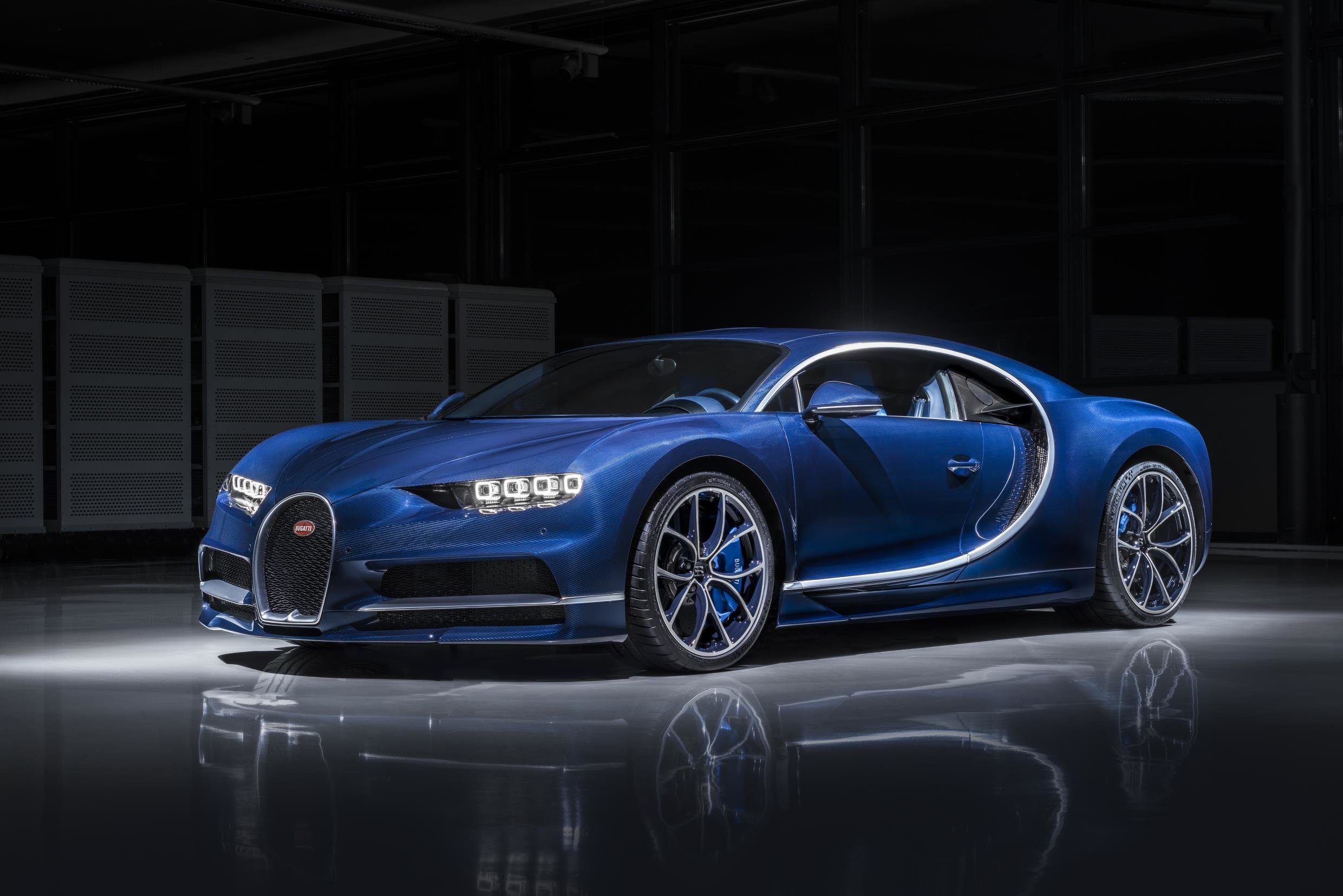 New Bugatti Receives 250Th Order For The Chiron 250 Units On This Month
