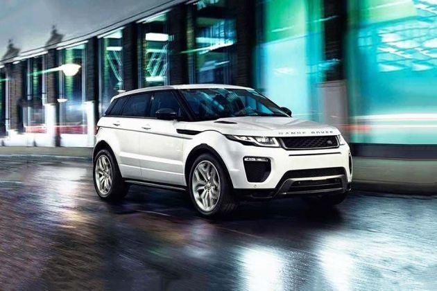 New Land Rover Range Rover Evoque Price Images Review Specs On This Month