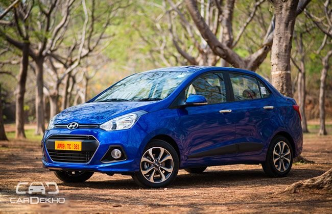 New Hyundai Xcent Review Cardekho Com On This Month