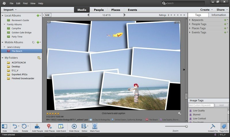 New Adobe Unveils Photoshop And Premiere Elements 12 For Mac On This Month