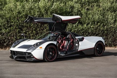 New 2016 Pagani Huayra In Newport Beach Ca United States For On This Month