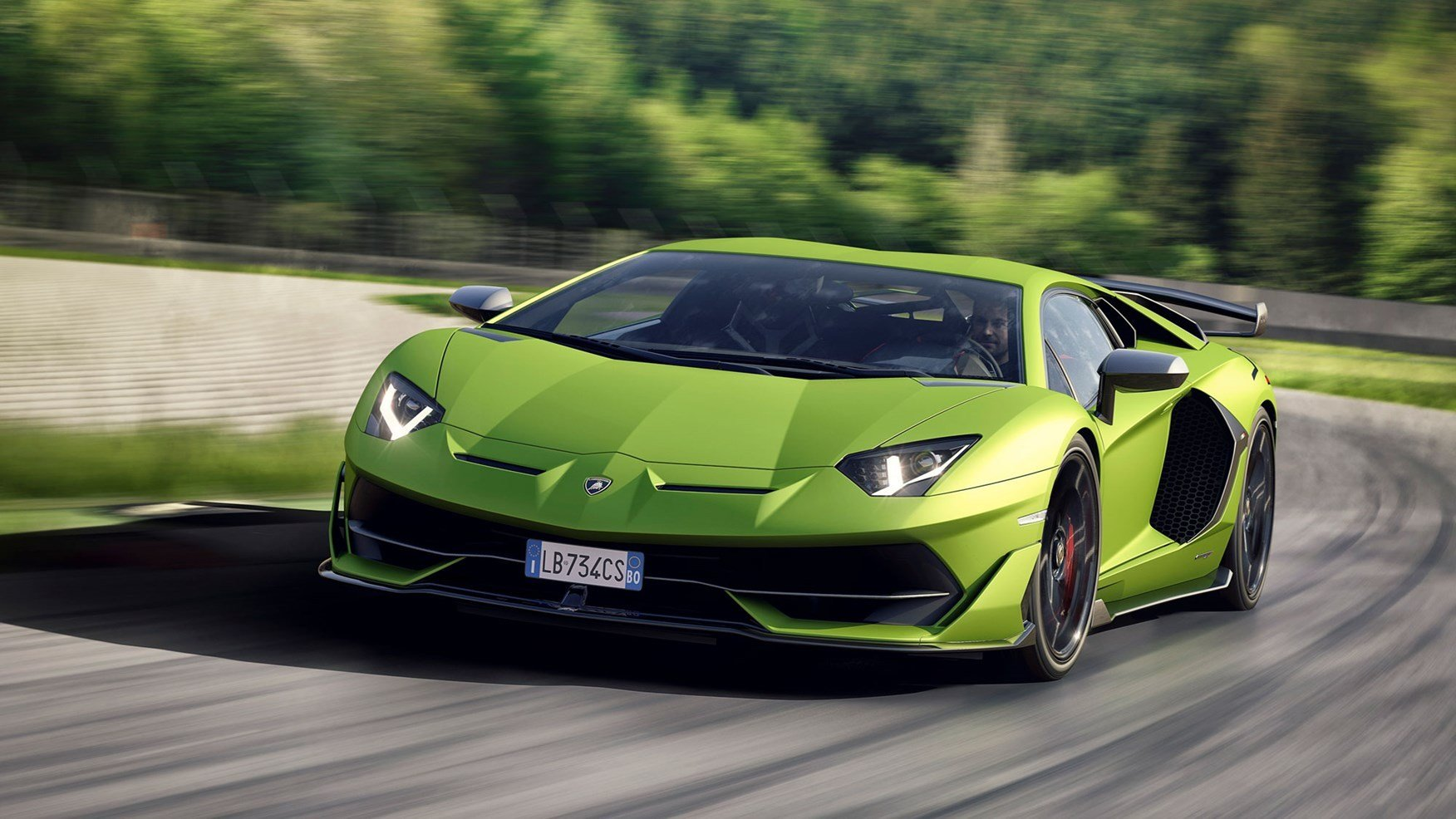 New Outrageous 217Mph Lamborghini Aventador Svj Roadster Chops On This Month