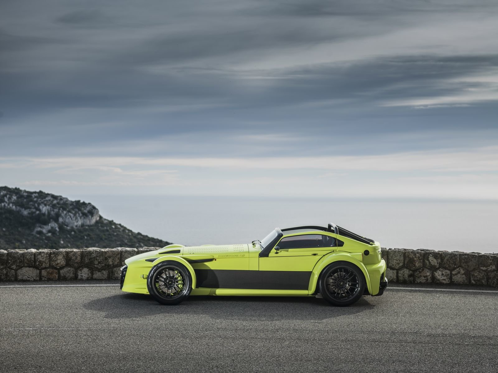 New Donkervoort S New D8 Gto Rs Is Holland S Greatest Sports Car On This Month