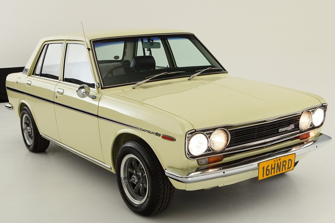 New Datsun 1600 Legend Series On This Month