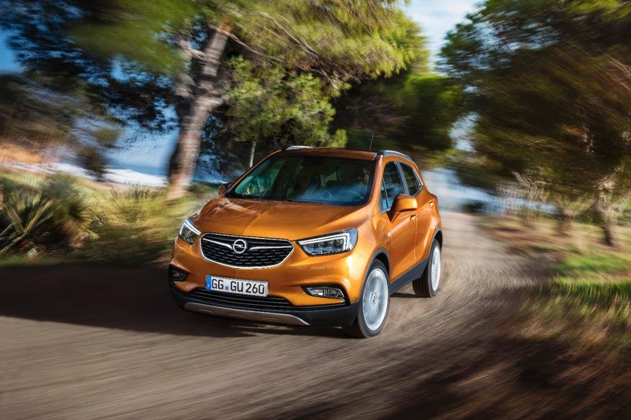 New Nowy Opel Mokka X Model 2019 Dixi Car On This Month
