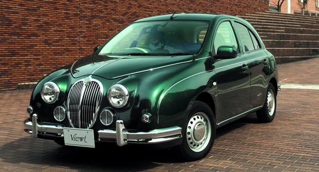 New Japan It S A Wonderful Rife Japan S Mitsuoka Car Company On This Month