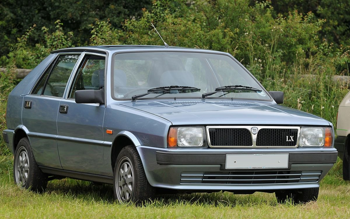 New Lancia Delta Wikipedia On This Month