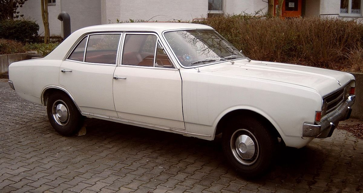New Opel Rekord Series C Wikipedia On This Month