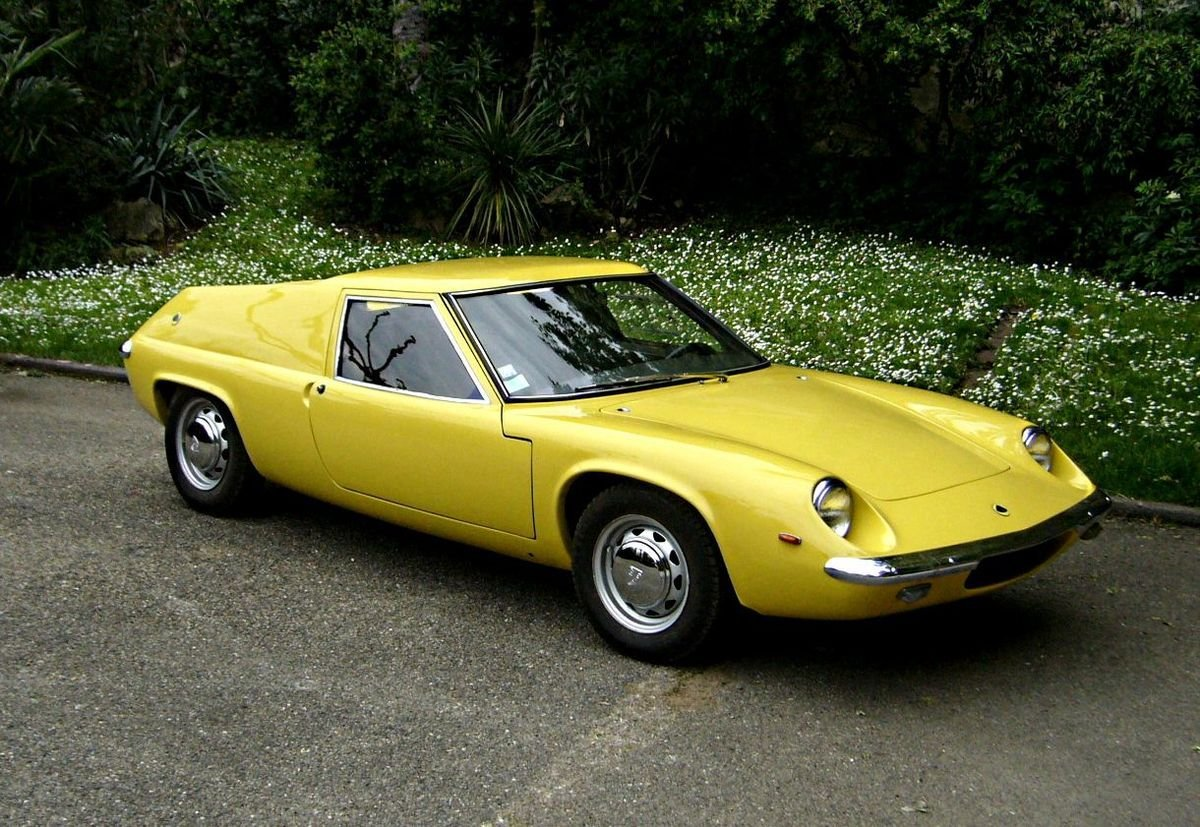 New Lotus Europa Wikipedia On This Month