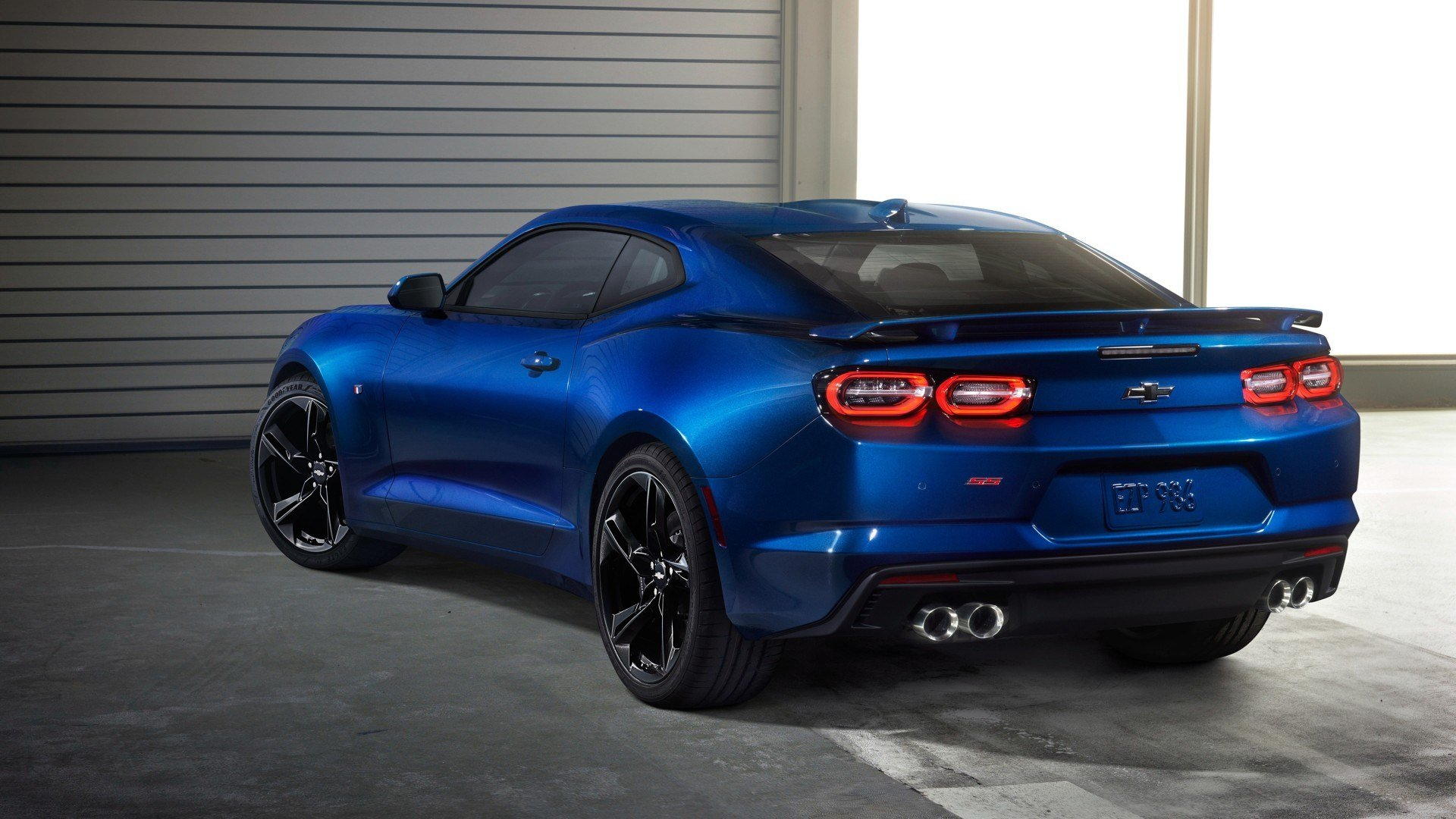 New 2019 Chevrolet Camaro Ss 4K 2 Wallpaper Hd Car On This Month
