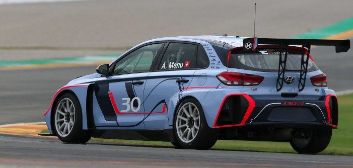 New Hyundai I30 Tcr To Make Last Rounds Of The 2017 Season On This Month