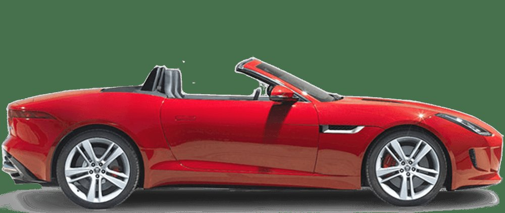 New Jaguar F Type S Cabriolet On This Month