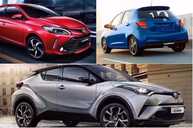 New Upcoming Toyota Cars In India 2017 2018 6 Cars On This Month