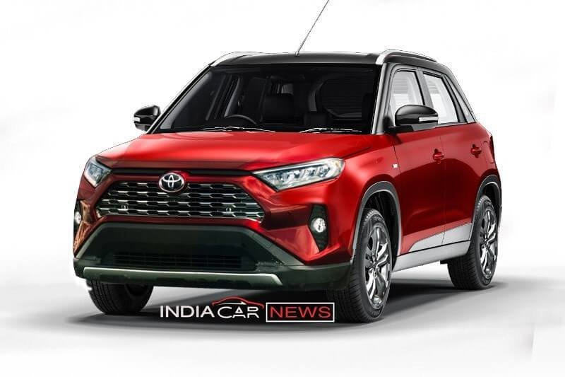 New Toyota S Compact Suv And Hatchback Based On Vitara On This Month