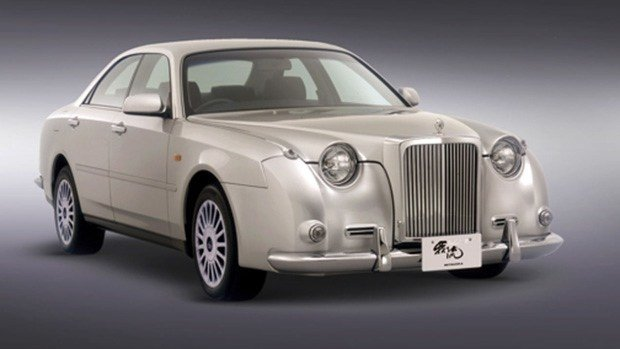 New Quirky Japanese Car Company Mitsuoka Makes Its European On This Month