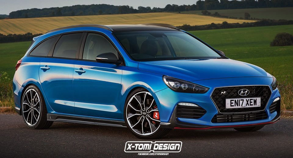 New Would A Hyundai I30 N Tourer Worry The Seat Leon Cupra St On This Month
