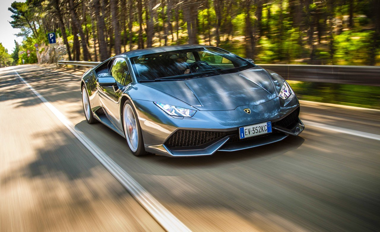 New The Lamborghini Huracan On This Month