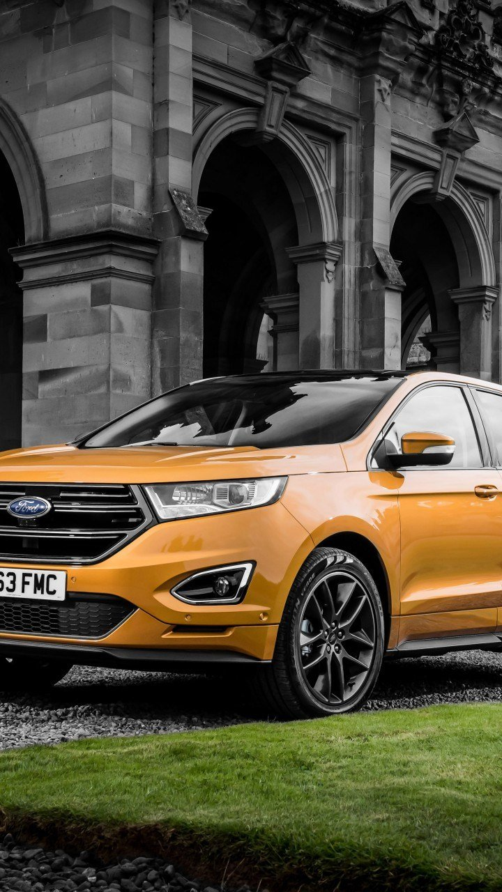 New Wallpaper Ford Edge 2016 Cars Ford 4K Automotive On This Month